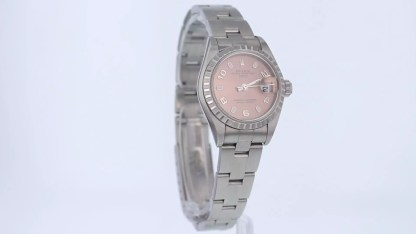 Rolex Ladies Date Just (Pink Face)