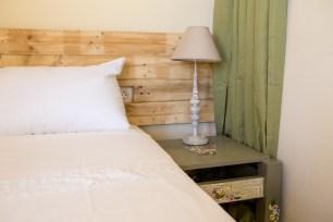 Avra Apartments, Kalyves, Crete - Maistros bedroom detail