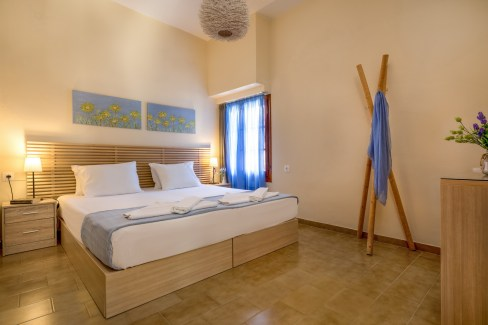 Avra Apartments, Kalyves, Crete - Ostria bedroom