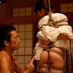 【桃乃木かな】緊縛調教を懇願するマゾの極妻