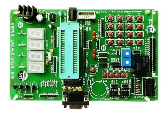 AVR Tutorial for Beginners - Atmel AVR tutorial