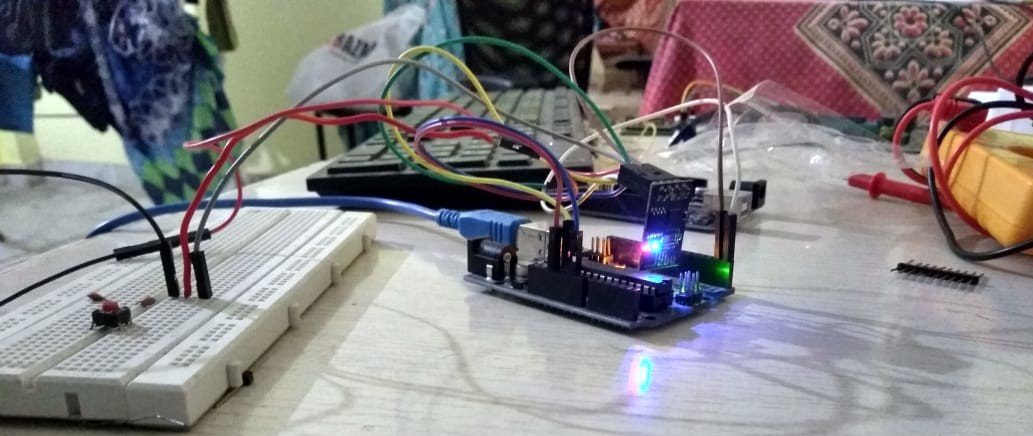 Adding Arduino's Firmware to ESP8266