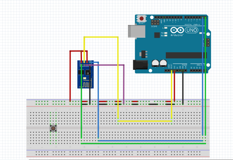 esp connection with Arduino
