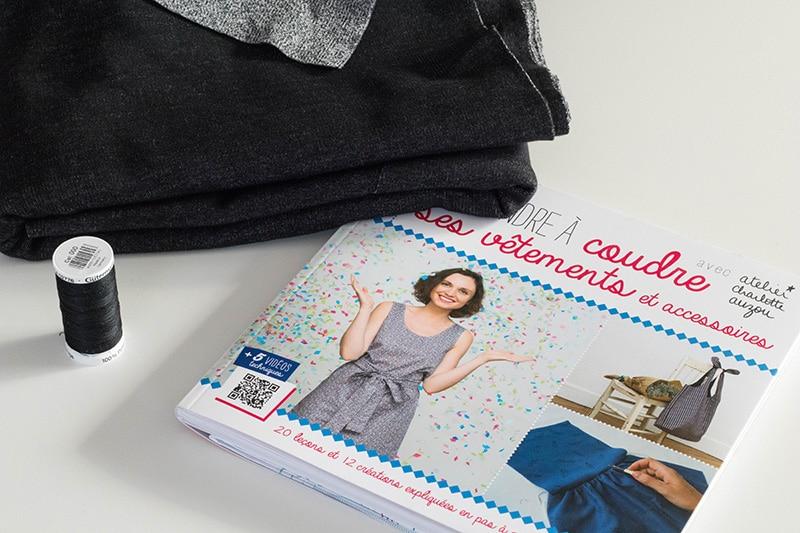 Choix du patron et du tissu pour le défi garde robe capsule de janvier