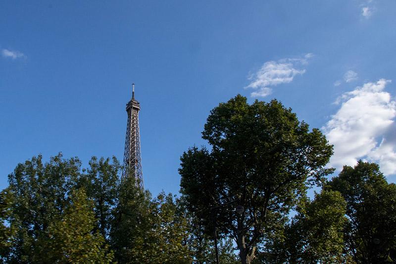 La tour Eiffel - Avrilsurunfil