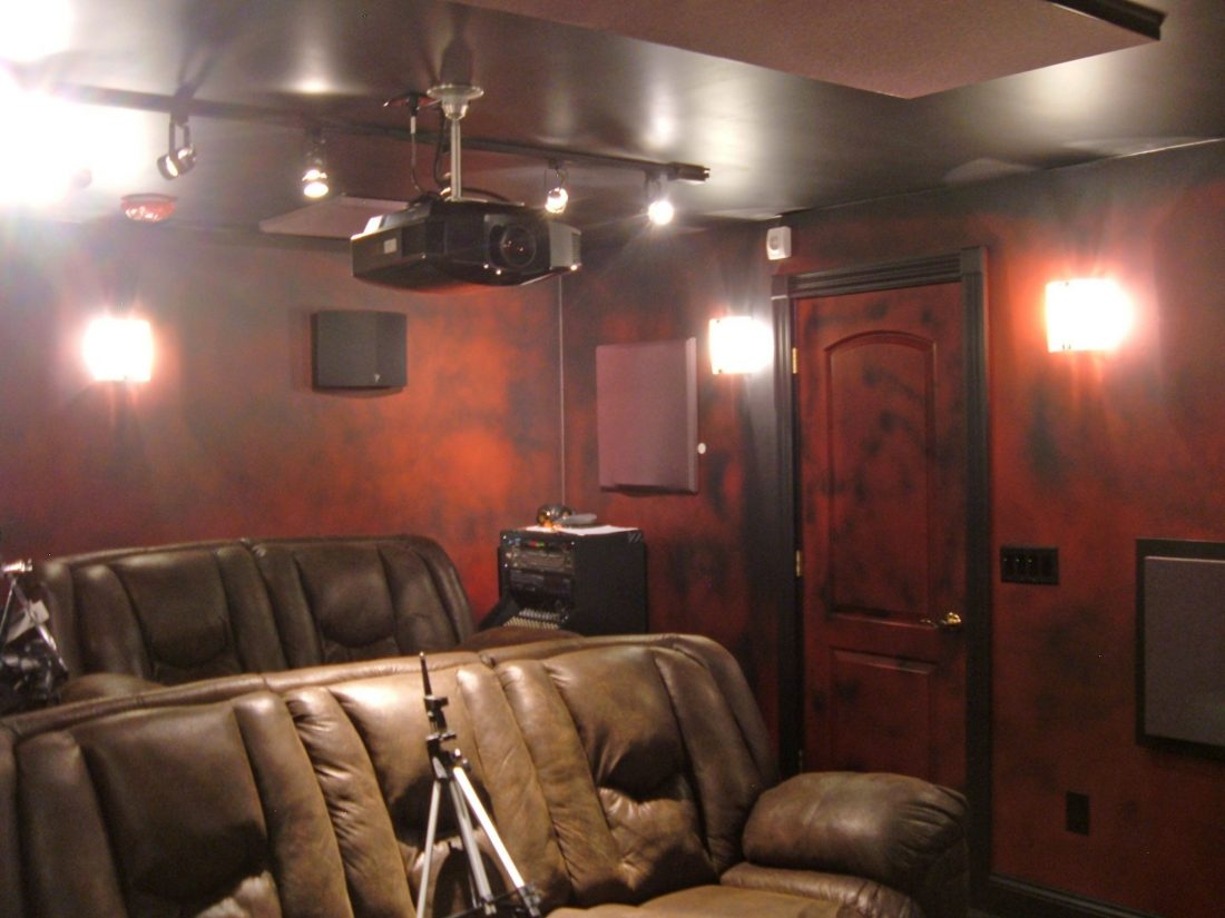 Voicing metu home theater