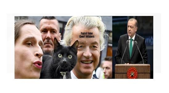 Cumhurbaşkanı Erdoğan Hollanda