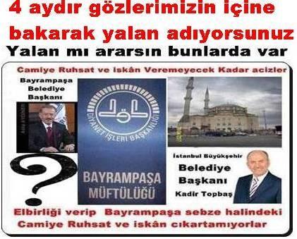İstanbul Büyük şehir belediyesi...
