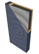 Simulated sound waves strike the FRT Membrane