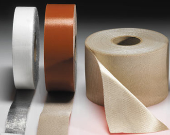 Adhesive-backed Slit Tapes