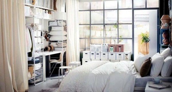 Best IKEA Bedroom Designs For 2012
