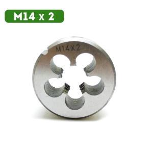Плашка (лерка) М14 х 2