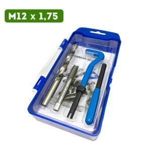 39095 - Набор для восстановления резьбы M12 х 1.75