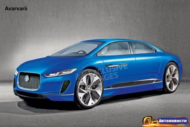 Jaguar задумал выпустить электромобиль с посадкой, как в мотоцикле - «Jaguar»