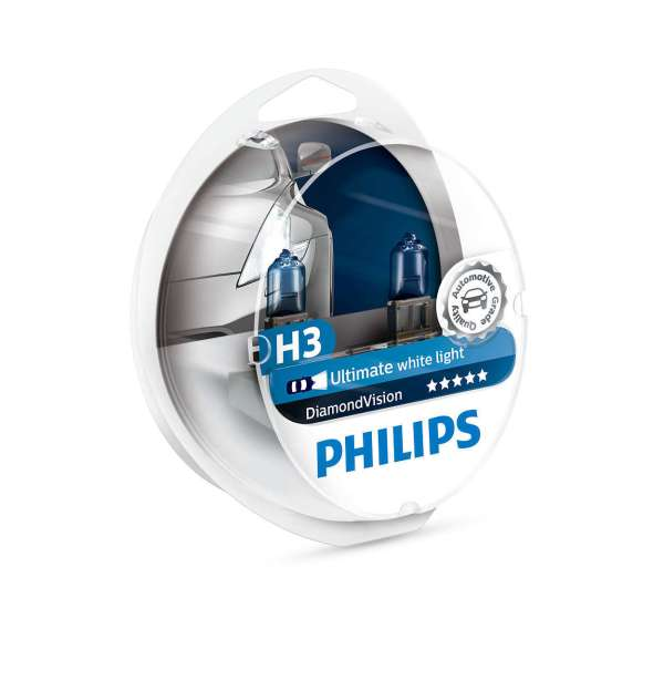 PHILIPS Diamond Vision H7
