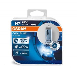 Osram Cool Blue Intense H7