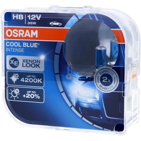 Osram Cool Blue Intense H8