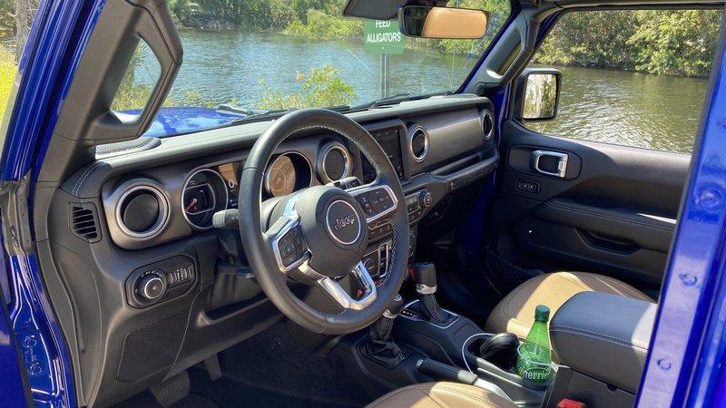 Z Jeepom Wranglerjem po Miamiju - zakaj ga vsi opazijo?