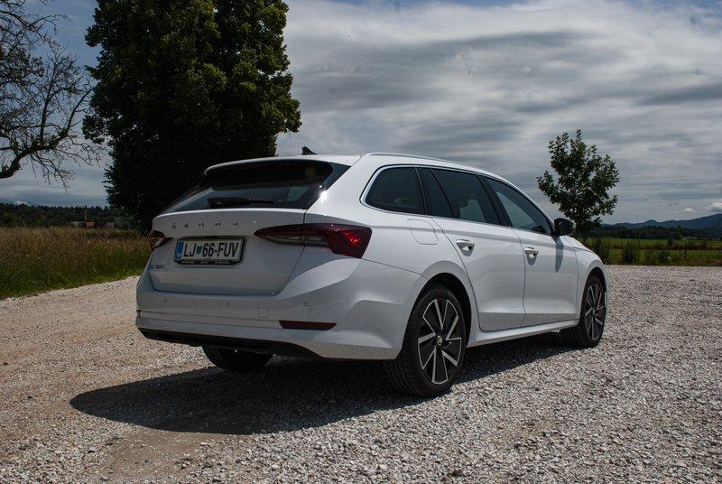 Rekorderka je naredila korak naprej (Novo v Sloveniji: Škoda Octavia)