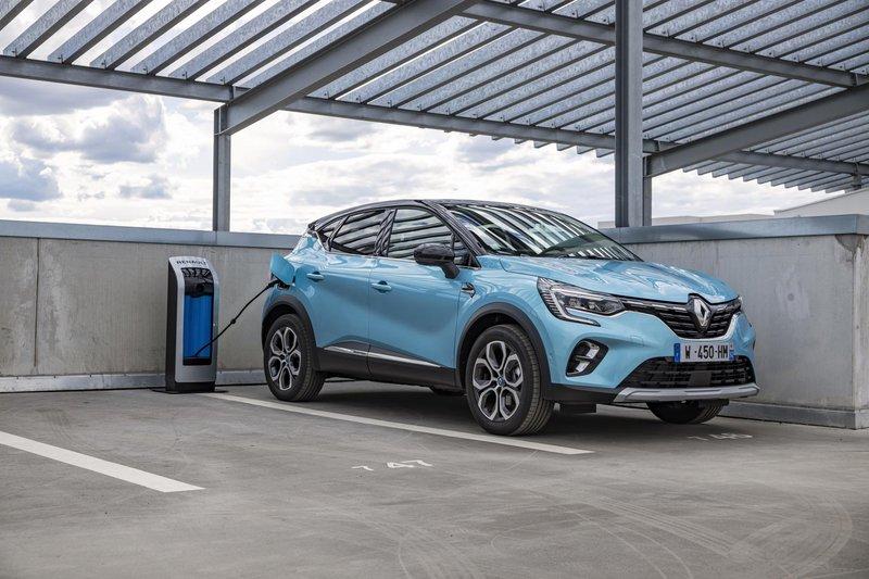 Pregled ponudbe E-tech - Od električnega avtomobila do hibrida