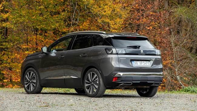 Кроссовер Peugeot 3008 вышел на украинский рынок 2