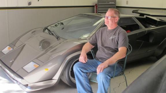 Автолюбитель построил Lamborghini в подвале своего дома 1