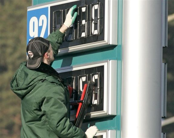 Цена на бензин в Украине снизится 1