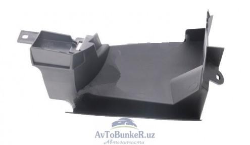 Решетка Lada XRAY переднего бампера нижняя левая
