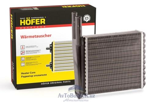 Радиатор отопителя Lada 1118 (HF730228) /Hofer/