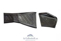"Накладки на ковролин (2 шт) (ABS) Lada Vesta,Vesta SW ""ЯрПласт"""