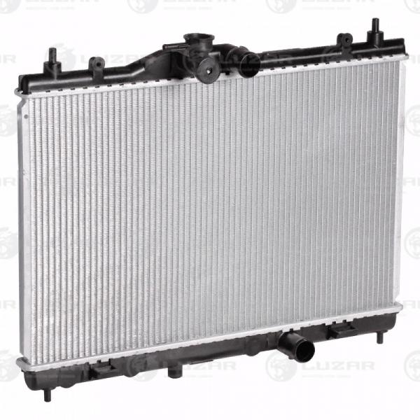 Радиатор охл. для а/м Nissan Juke (10-) 1.6i (LRc 141EE)