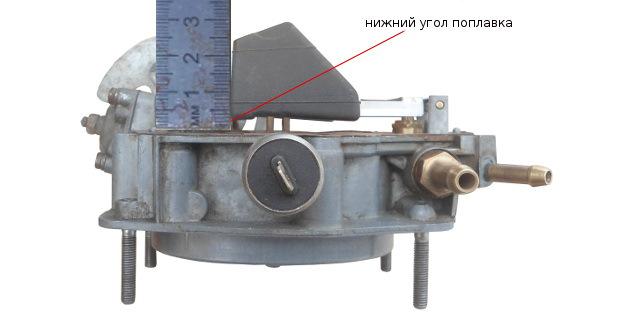 Carburetor Solex.