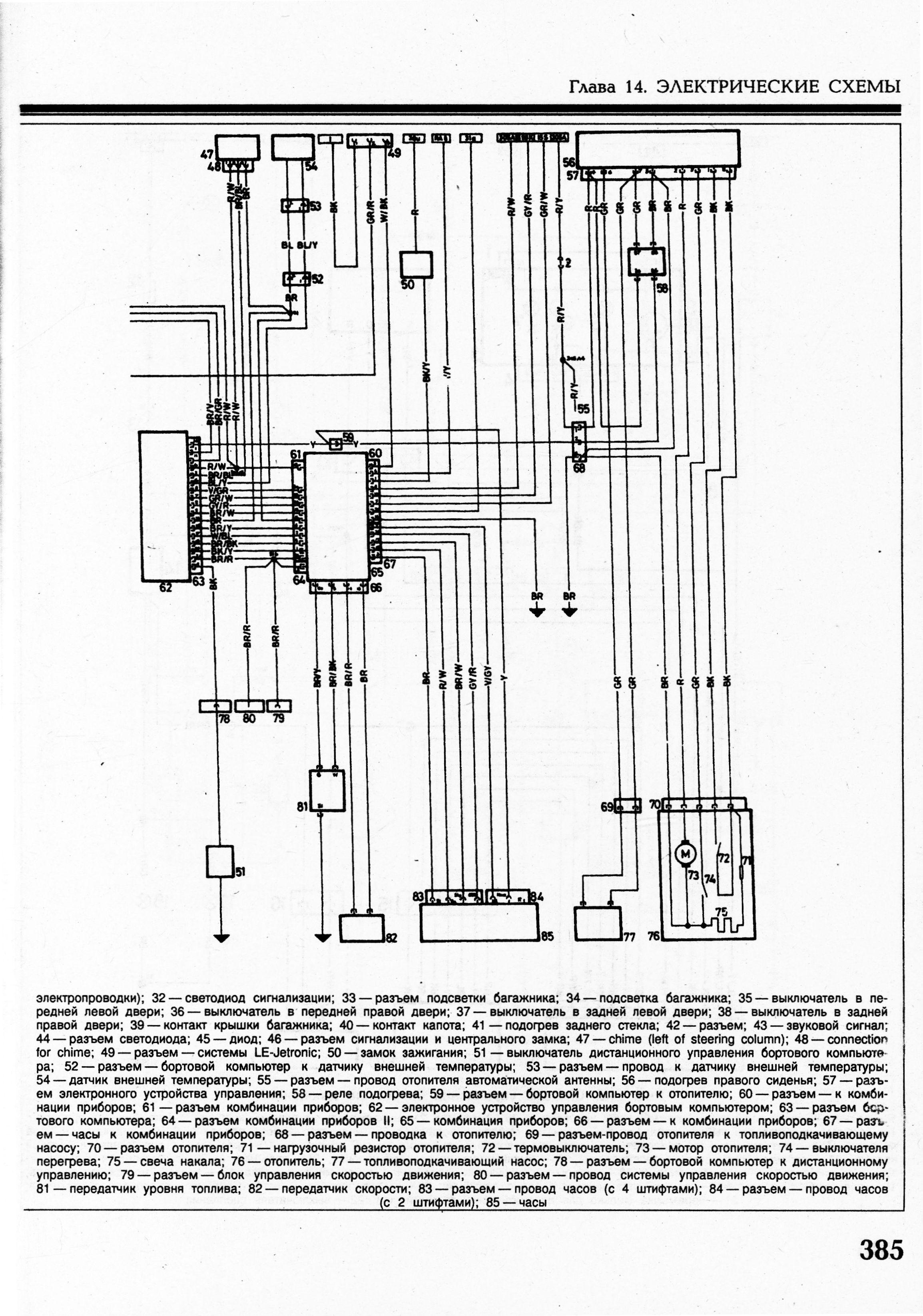 1995 Bmw 530i E34 | Wiring Diagram Database