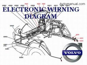 Электрические схемы Volvo Electronic Wiring Diagram 20042006 года выпуска » Автомануалы