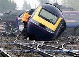 самые крупные аварии поездов