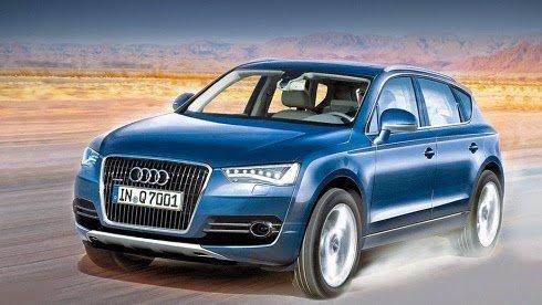 Audi Q7 следующего поколения получит мотор на 2 литра