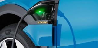 Электрические Audi будут заряжаться за 12 минут