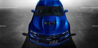 Chevrolet Camaro станет гибридом с мотором 6.2 V8