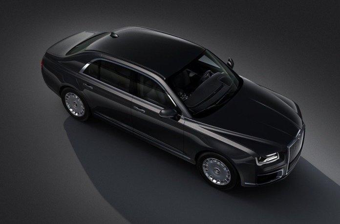 Коробки передач автомобилей «Кортеж» предложили ставить на Bentley