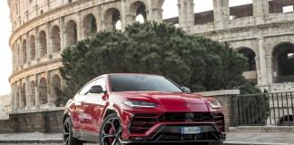 У покупателя Lamborghini Urus в гараже уже есть шесть автомобилей