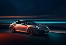 Гибридный Porsche 911: новая информация