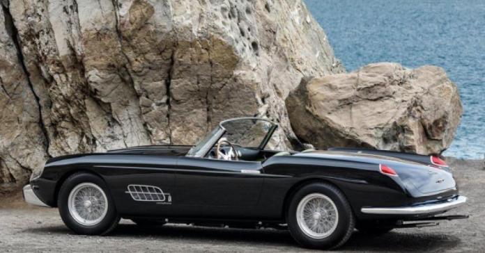 Редкий Ferrari 250 GT пустят с молотка за 500 миллионов рублей