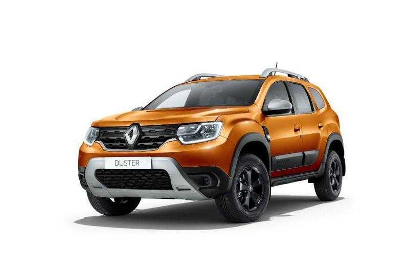 Новый Renault Duster для России