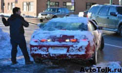 Как правильно мыть автомобиль в любое время года