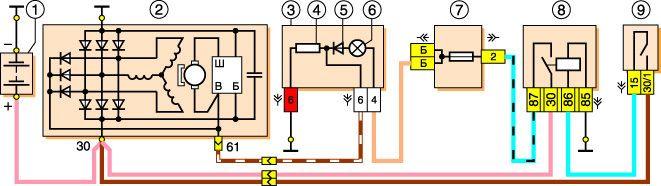 Как подключить датчик скорости на ниве