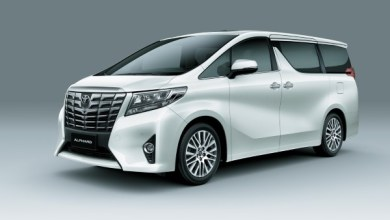 Photo of Toyota Alphard