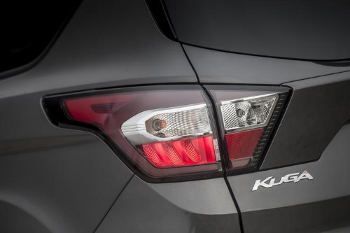 Задняя оптика новой Форд Куга.