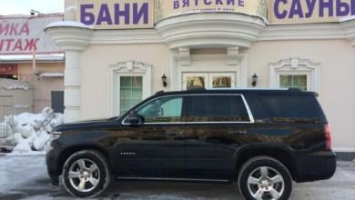 Photo of Статусный внедорожник Chevrolet Tahoe