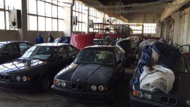 Photo of Заброшенный склад с новыми BMW E34: открывшиеся подробности