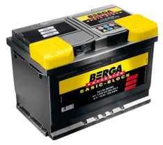 BERGA Basic Block 12V91Ah 740A L+